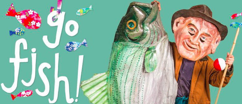 Go Fish at the Hudson River Park (Music, Animals, Fun, Free)!