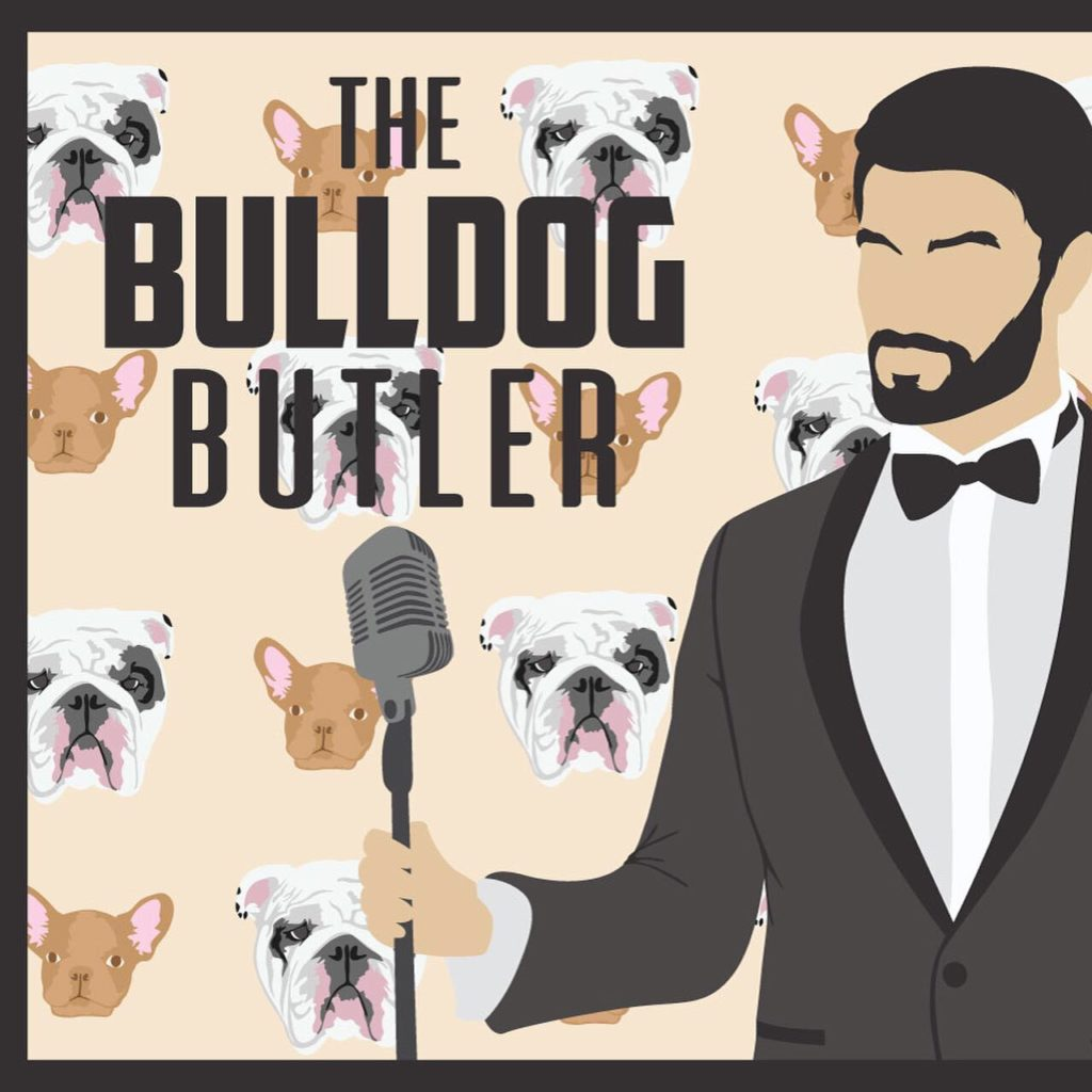The Bulldog Butler Workshop at the Fulton Stall Market with Dog Nutrition Expert Tazz Latifi