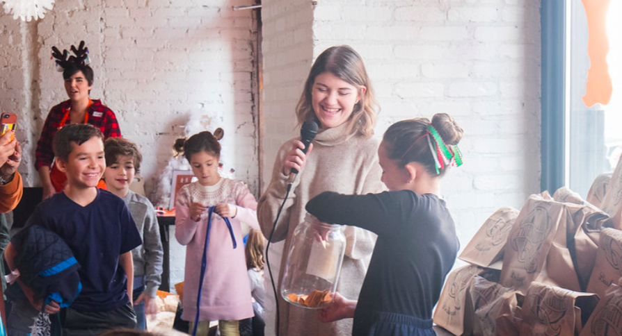 No Kid Hungry's Cookies & Cue Workshop