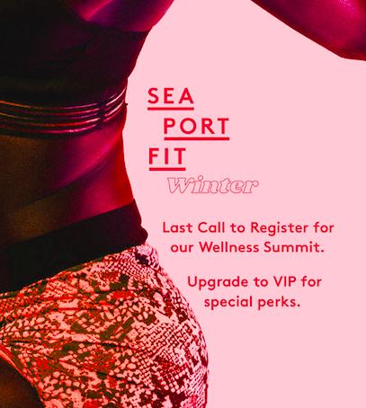 Seaport Winter Wellness Summit on January 4th