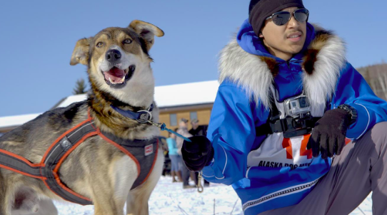 "Free Family Film Screening of ""Attla"" the Alaskan Native Dogsled Racer"