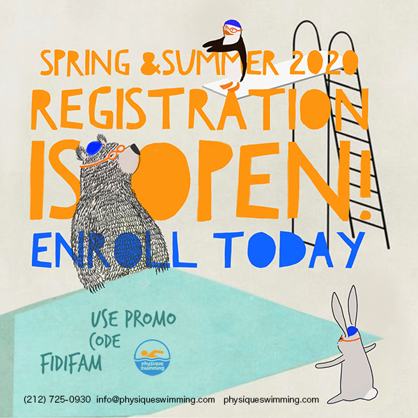 Spring 2020 Registration is Open!