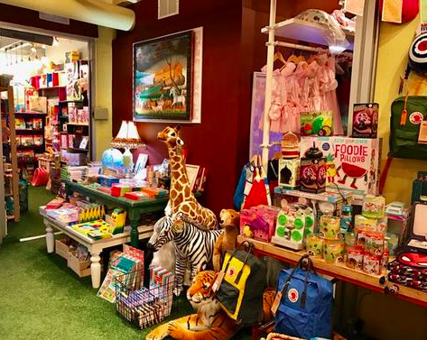 Two Kids and a Dog Retail Store for Kids Offers Virtual Shopping and Home Delivery!