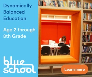 Join Blue School for a Spring Virtual Open House