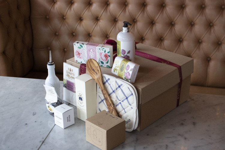 Eataly Offers Mother's Day Brunch Kits, Vino and Gifts for pick up and delivery!