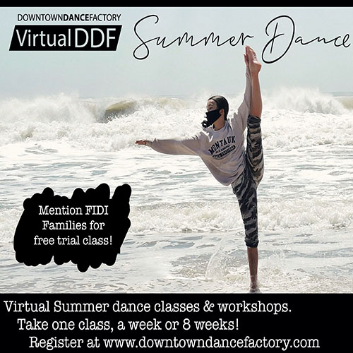 Join Downtown Dance Factory for a Fabulous Summer of Dance