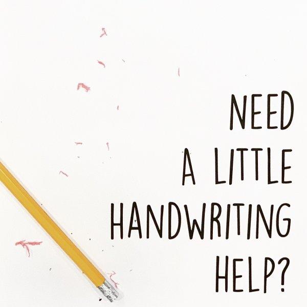 Little Letters: Handwriting Tutoring
