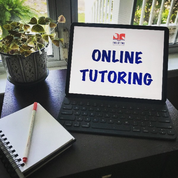 Free Online Tutoring with Two By Two Tutoring!