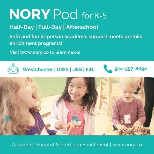 NORY Pod - Academic Support and Enrichment for K-5