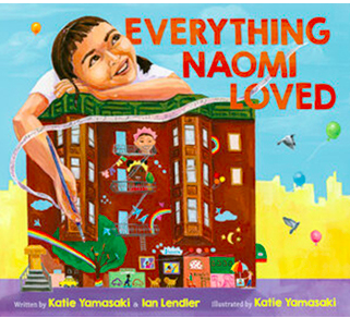"McNally Jackson Storytime & Art Virtual Event Featuring Author Katie Yamasaki: ""Everything Naomi Loved"""