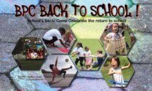 Battery Park City Authority Hosts a Back to School Celebration